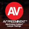 AV rating Martindal Hubbell