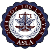 American Society of Legal Advocates - Top 100 - 2014