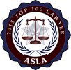 American Society of Legal Advocates - Top 100 - 2015